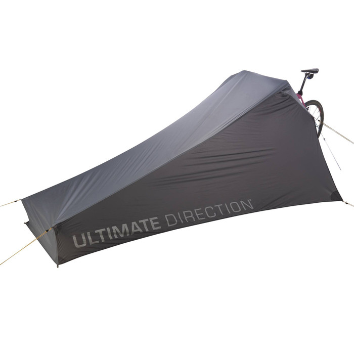 Ultimate Direction Bike Tarp Conversion Kit, side view