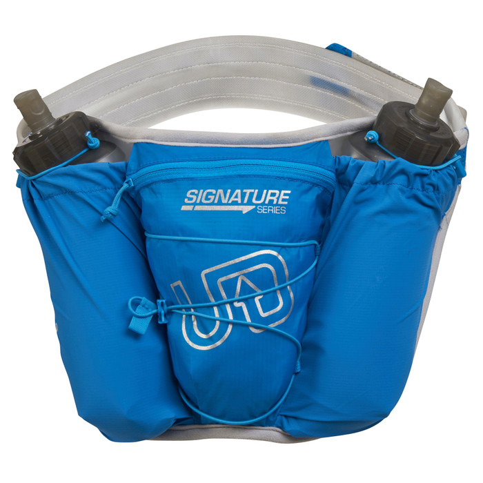 Ultimate Direction Ultra Belt 5.0, blue, front view