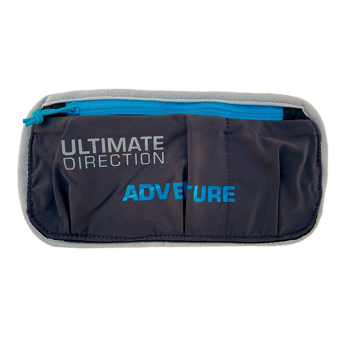 Ultimate Direction Adventure Pocket 5.0, gray, front view