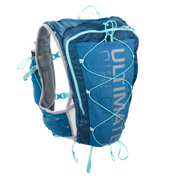 Ultimate Direction Mountain Vesta 5.0, blue, front view