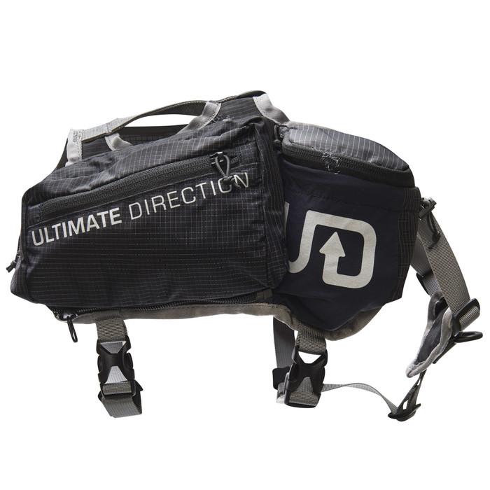 UD Dog Vest, black