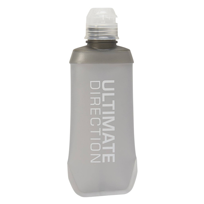 Ultimate Direction Body Bottle 150 G, gray, front view