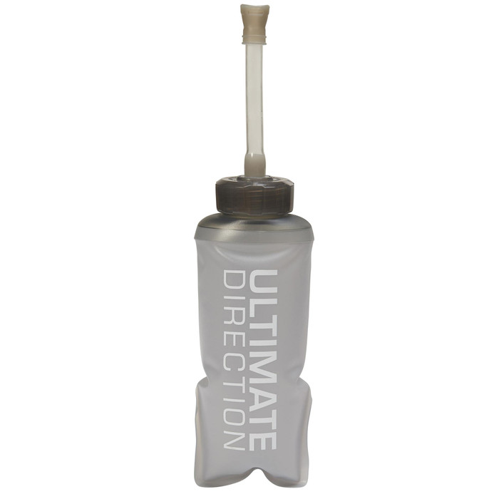 Ultimate Direction Body Bottle II 500 S , gray, front view
