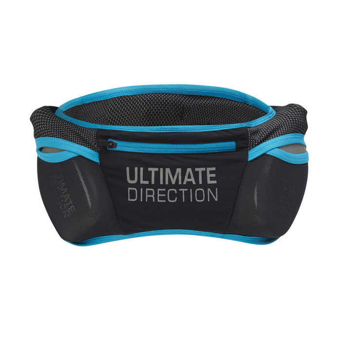 Ultimate Direction Hydrolight Belt, black, front view