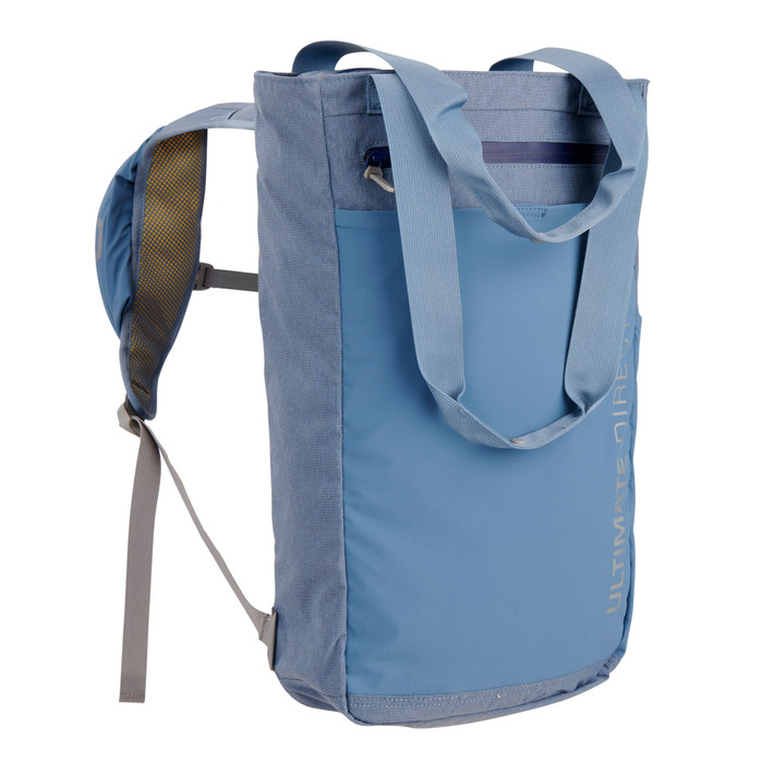 Fog - Ultimate Direction Commuter Tote, Front View