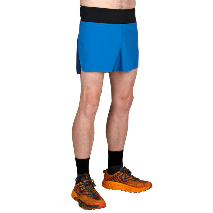 Cobalt - Ultimate Direction Men's Velum Short, front view
