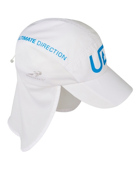 Ultimate Direction Desert hat, left side view