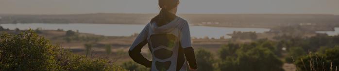Ultimate Direction Short de course Hydro pour femme