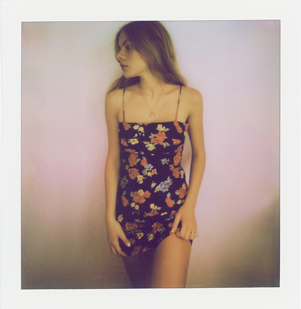 THE CHRISTY in 90's Floral