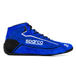 Sparco Slalom+ Suede Racing Shoes