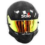 Stilo ST5 GT Carbon w Yellow Iridium Visor