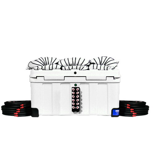 Coolshirt Six-Person Complete Pit Crew Cooling Station