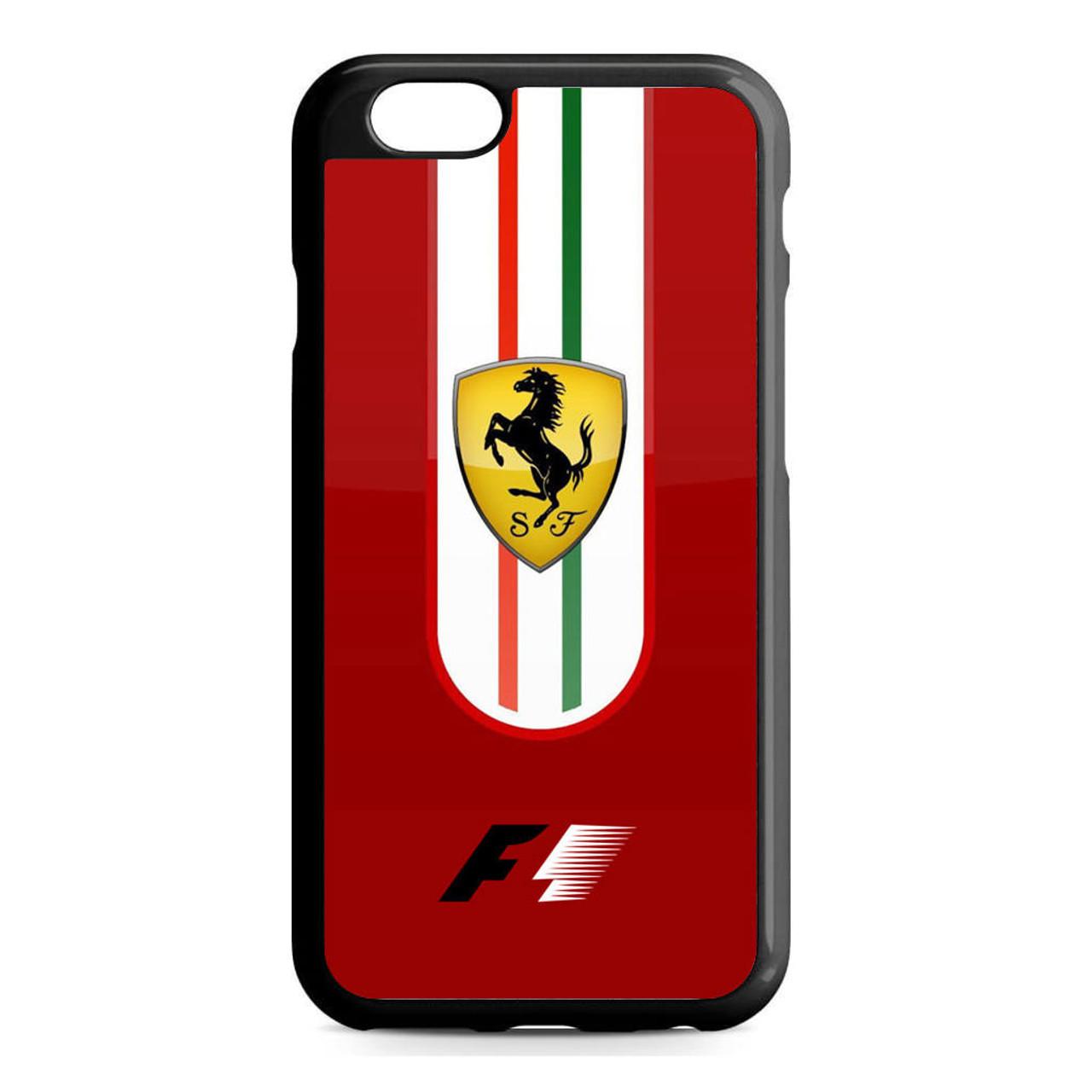finest selection 5ddf3 da993 Ferrari Red F1 iPhone 6/6S Case