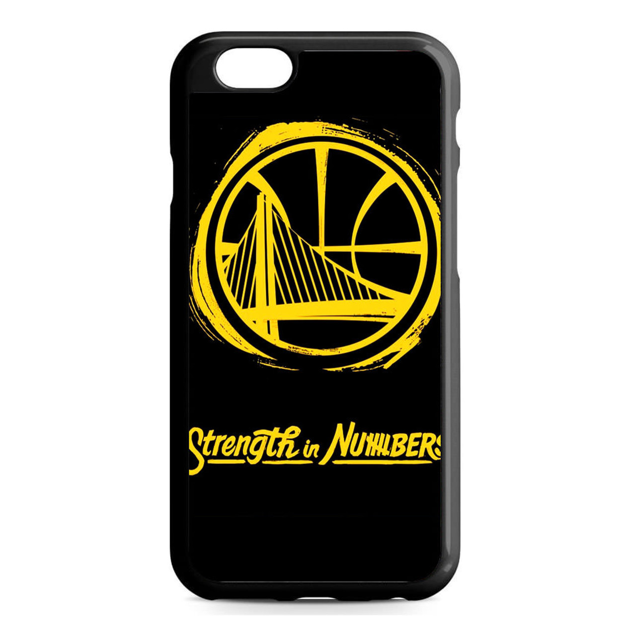 pretty nice a57a4 bae6e Golden State Warriors Strenght In Numbers iPhone 6/6S Case
