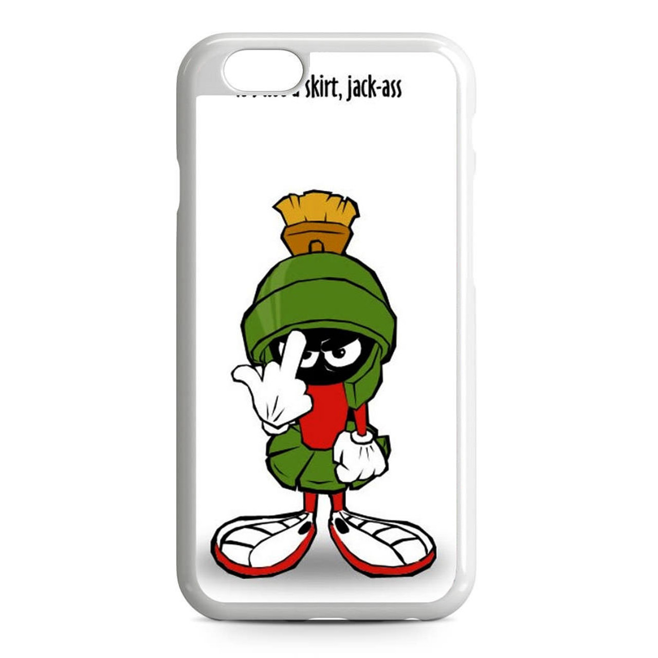 Marvin The Martian Quotes iPhone 6/6S Case