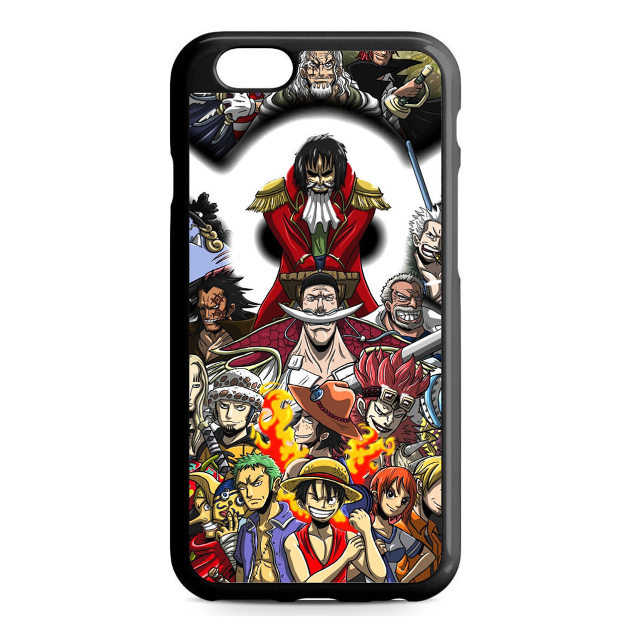 One Piece 2 iPhone 6 6S Case - CASESHUNTER d2a082787