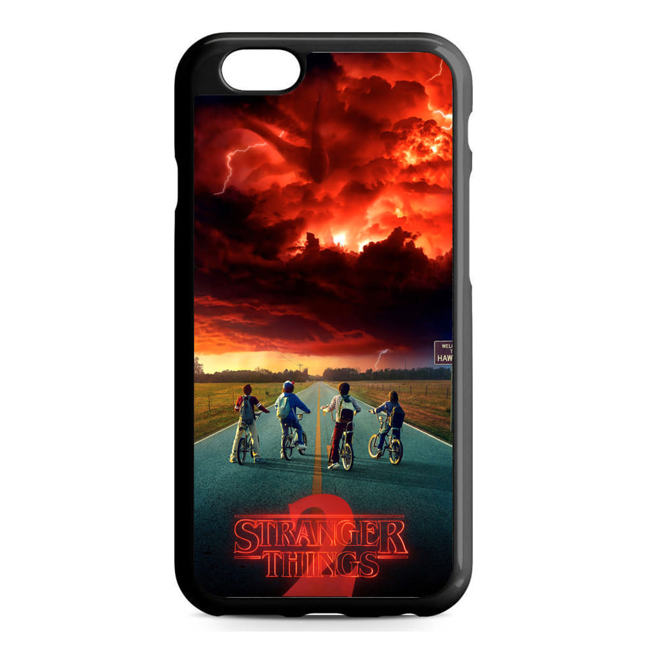 new concept 48355 ec3f6 Stranger Things Season 2 iPhone 6/6S Case