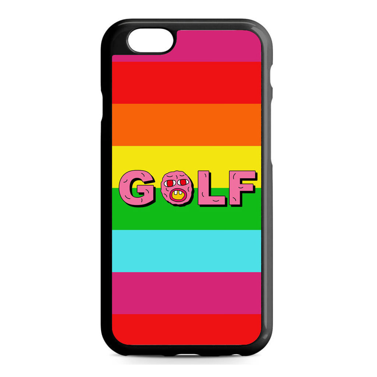 watch 6830f f928c Tyler The Creator Golf iPhone 6/6S Case