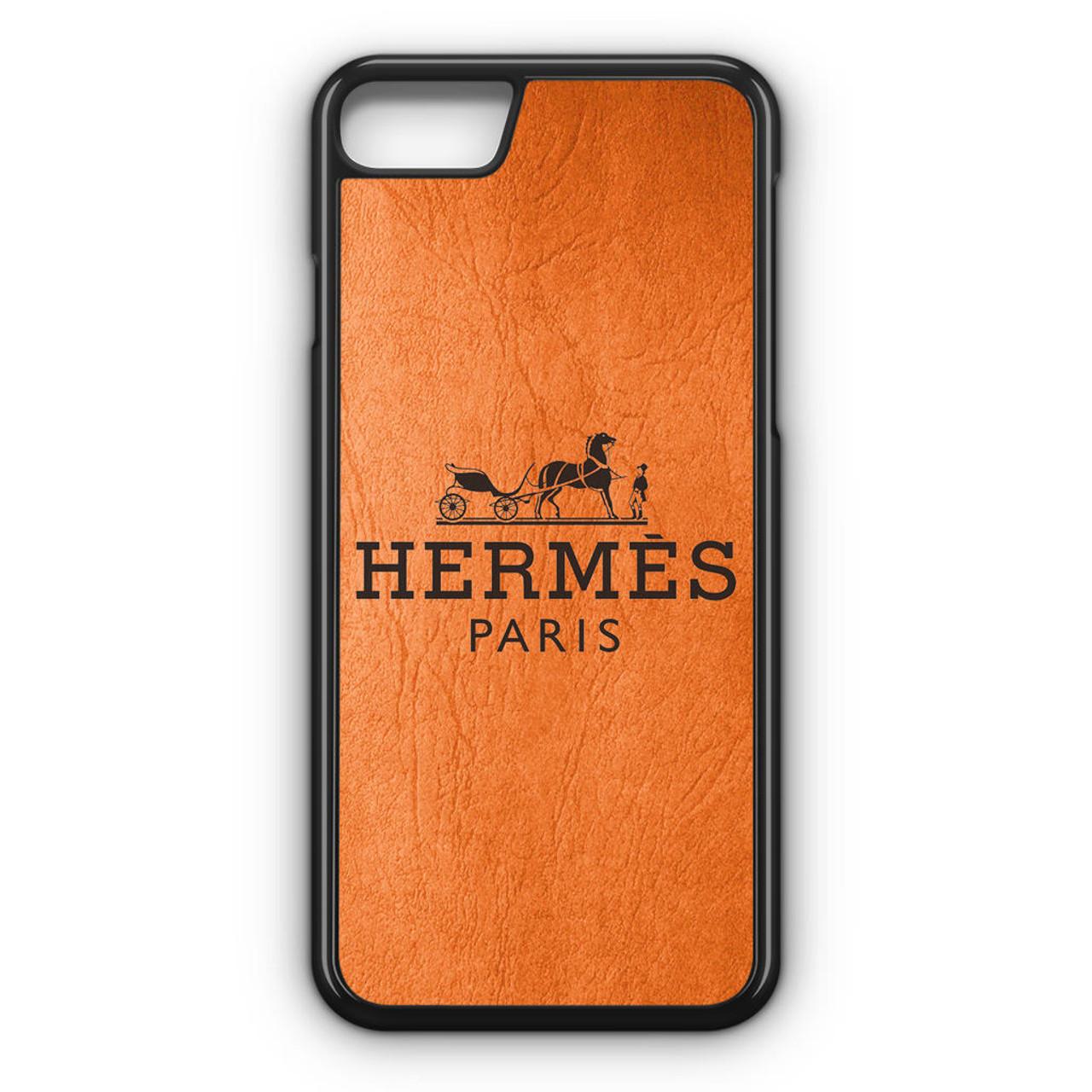 online store 7cafd de8e7 Hermes Paris iPhone 7 Case