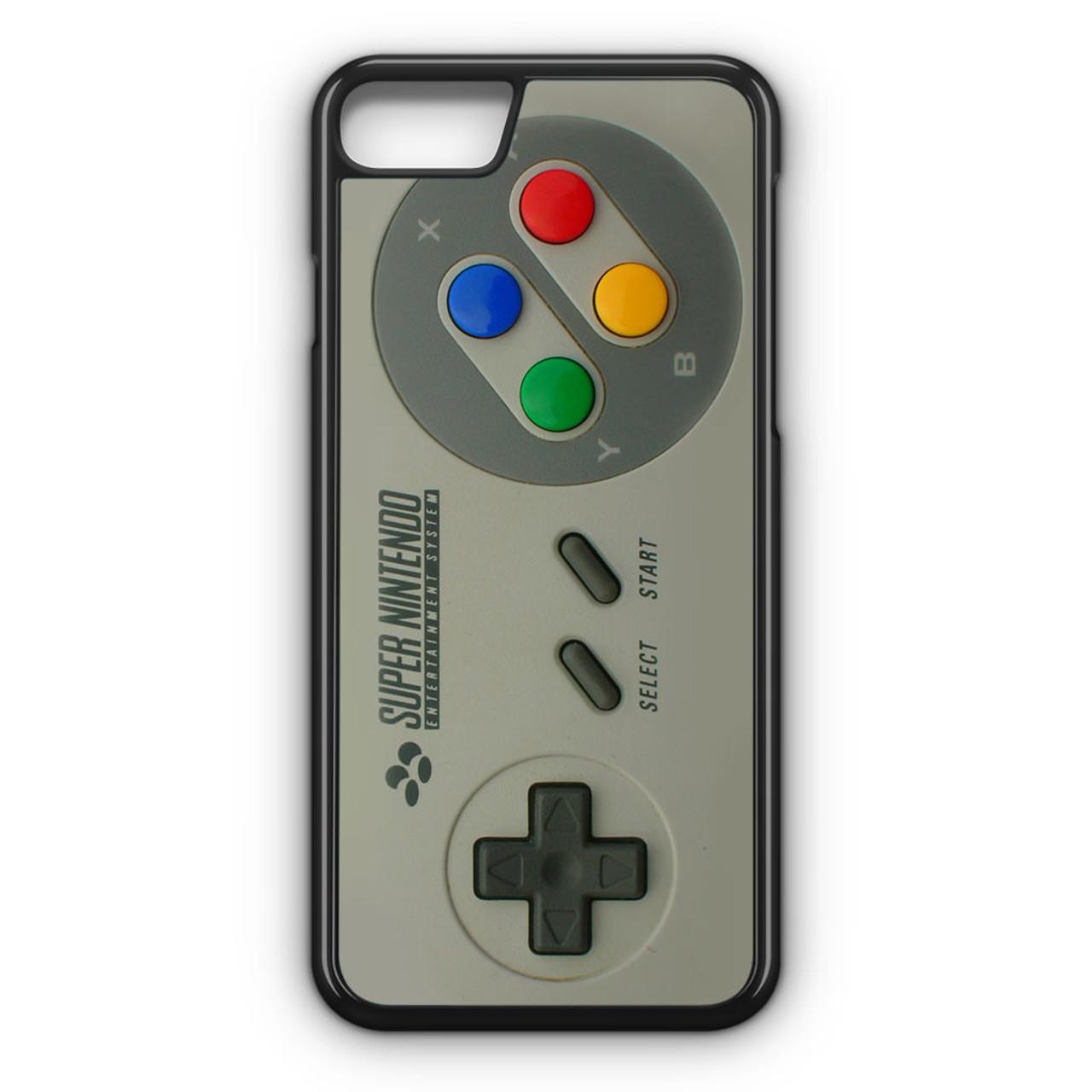 reputable site cf3e6 16e18 SNES Controller iPhone 7 Case