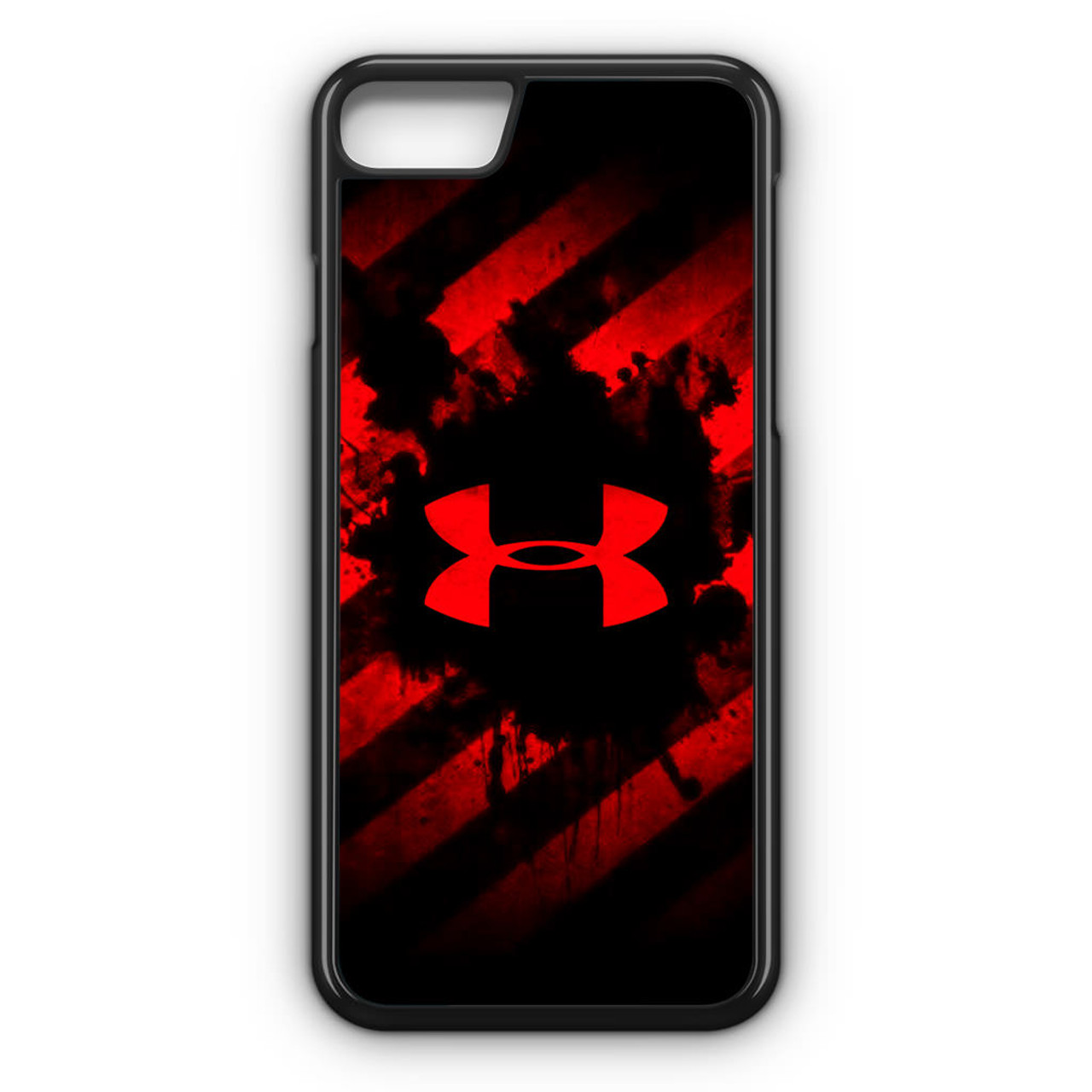 official photos 01d62 34461 Under Armour Red Art iPhone 7 Case