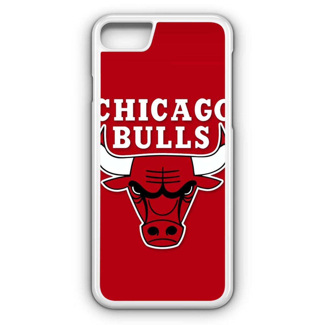 Chicago Bulls Logo Nba iPhone 7 Case