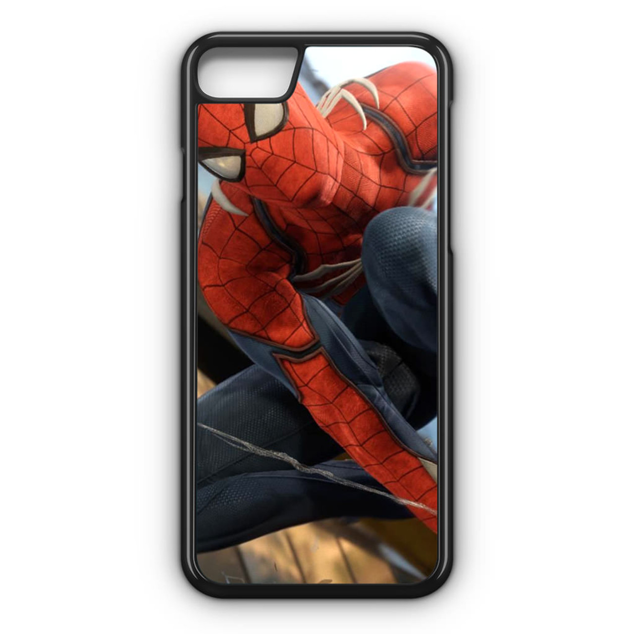 purchase cheap e3044 33ebc Spiderman PS4 iPhone 7 Case