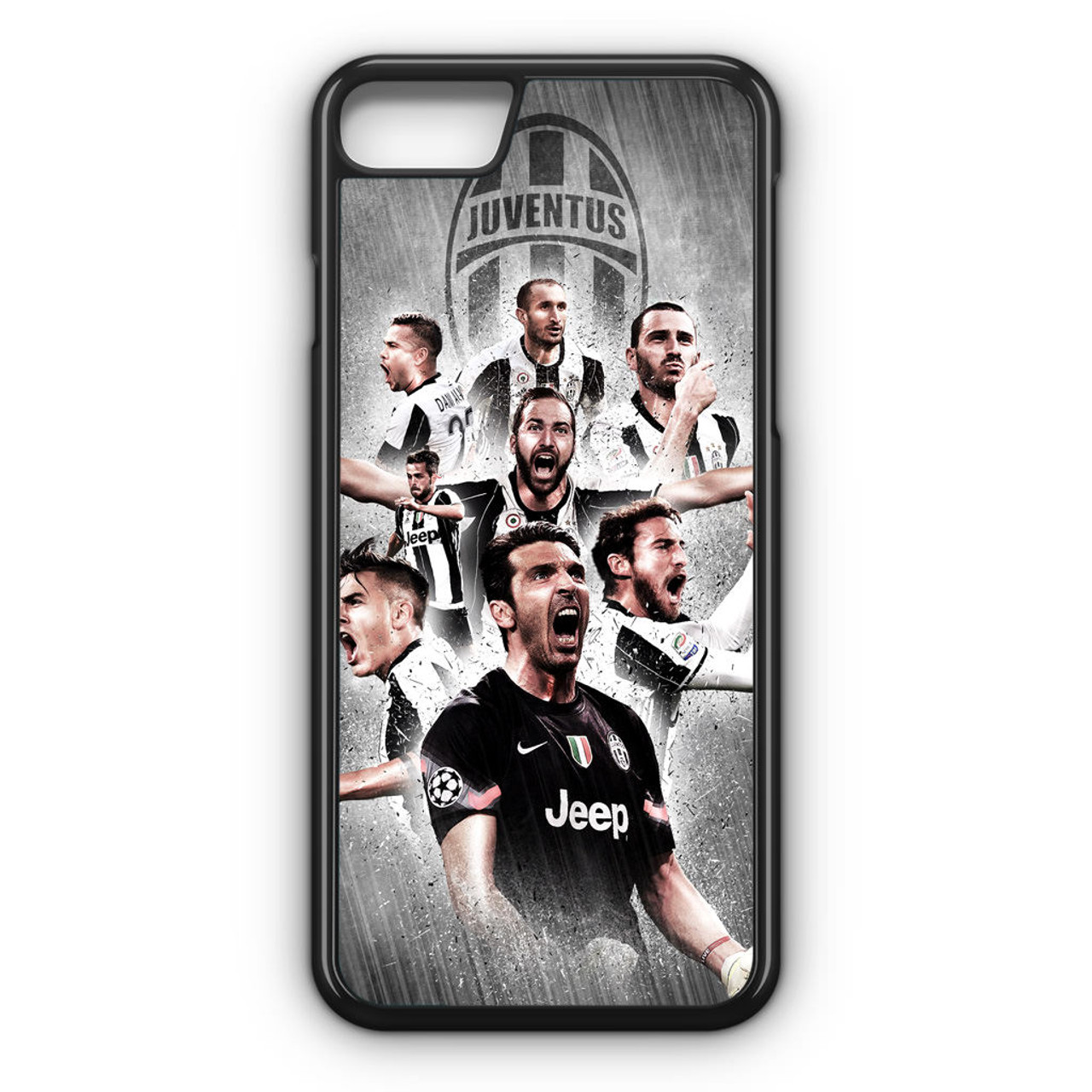 new products 65ee4 77922 Forza Juve iPhone 7 Case