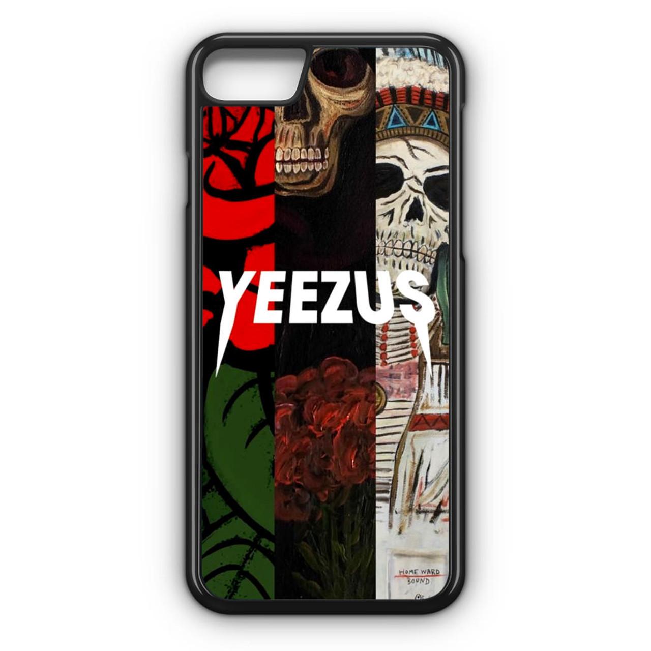 06721b58930981 Kanye West Yeezus iPhone 7 Case - CASESHUNTER