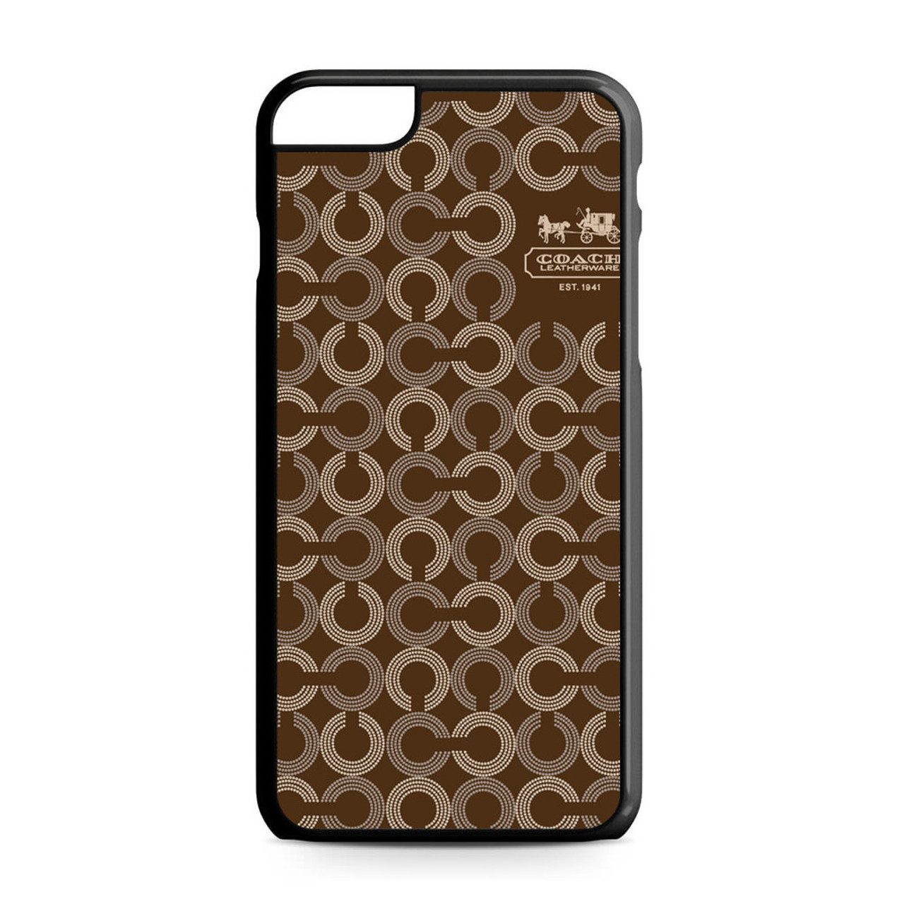 official photos b2d11 72615 Chelsea Coach Pattern iPhone 6 Plus/6S Plus Case