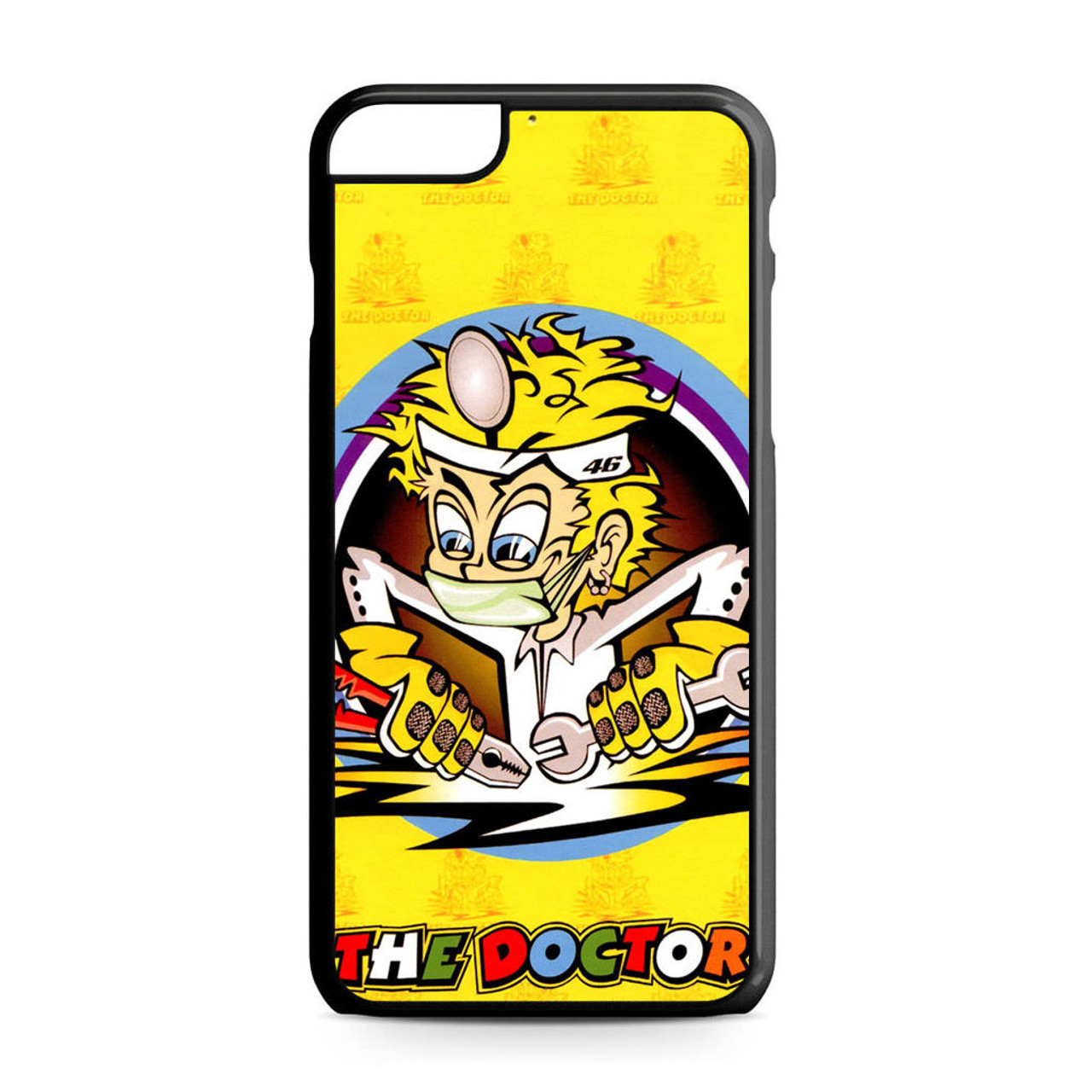 size 40 7dffd ea064 Valentino Rossi The Doctor iPhone 6 Plus/6S Plus Case