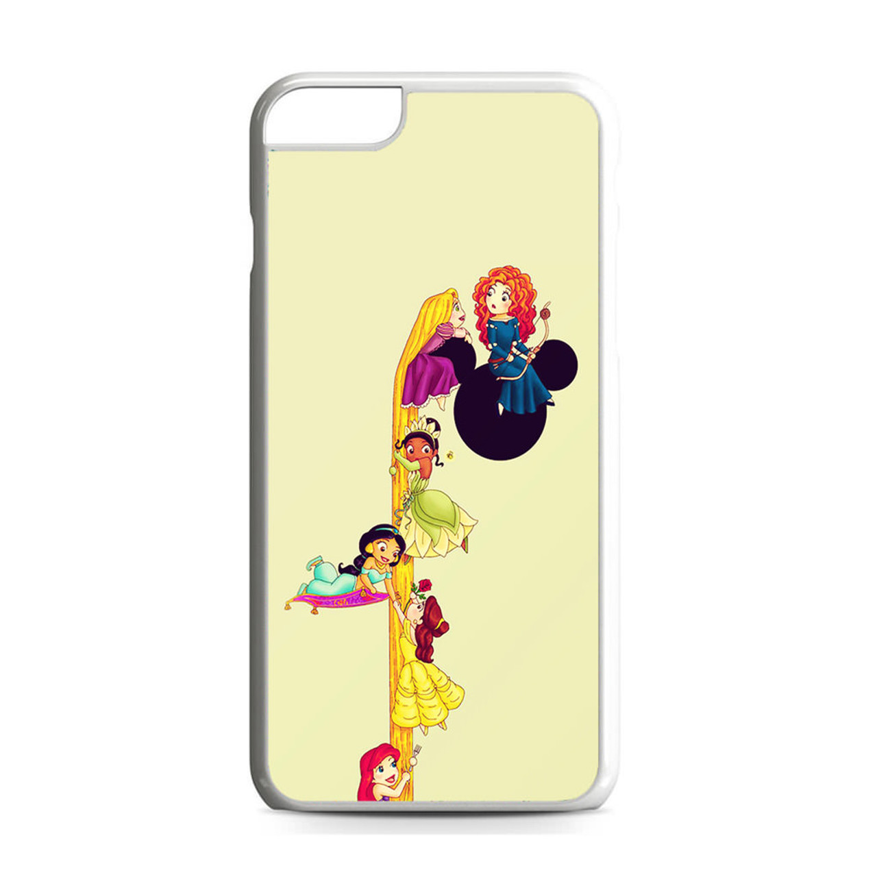 DISNEY PRINCESS iPhone 6 / 6S Plus