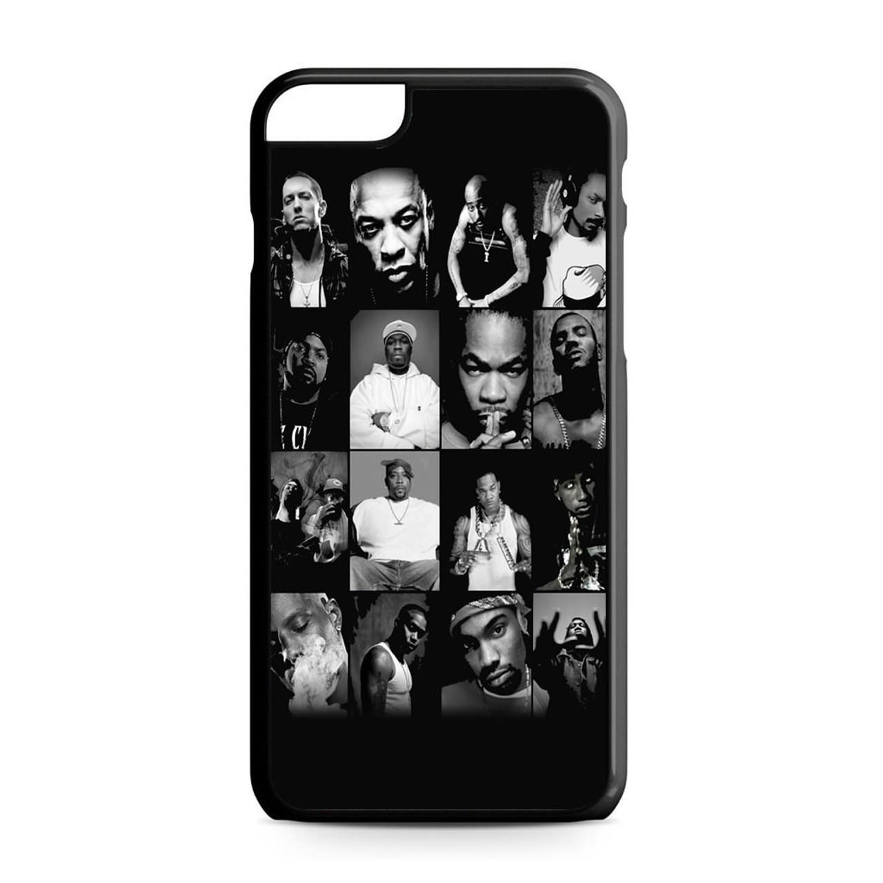 e7851d0b1f6 Eminem, Dr. Dre, Xzibit All Rapper Hero iPhone 6 Plus/6S Plus Case -  CASESHUNTER