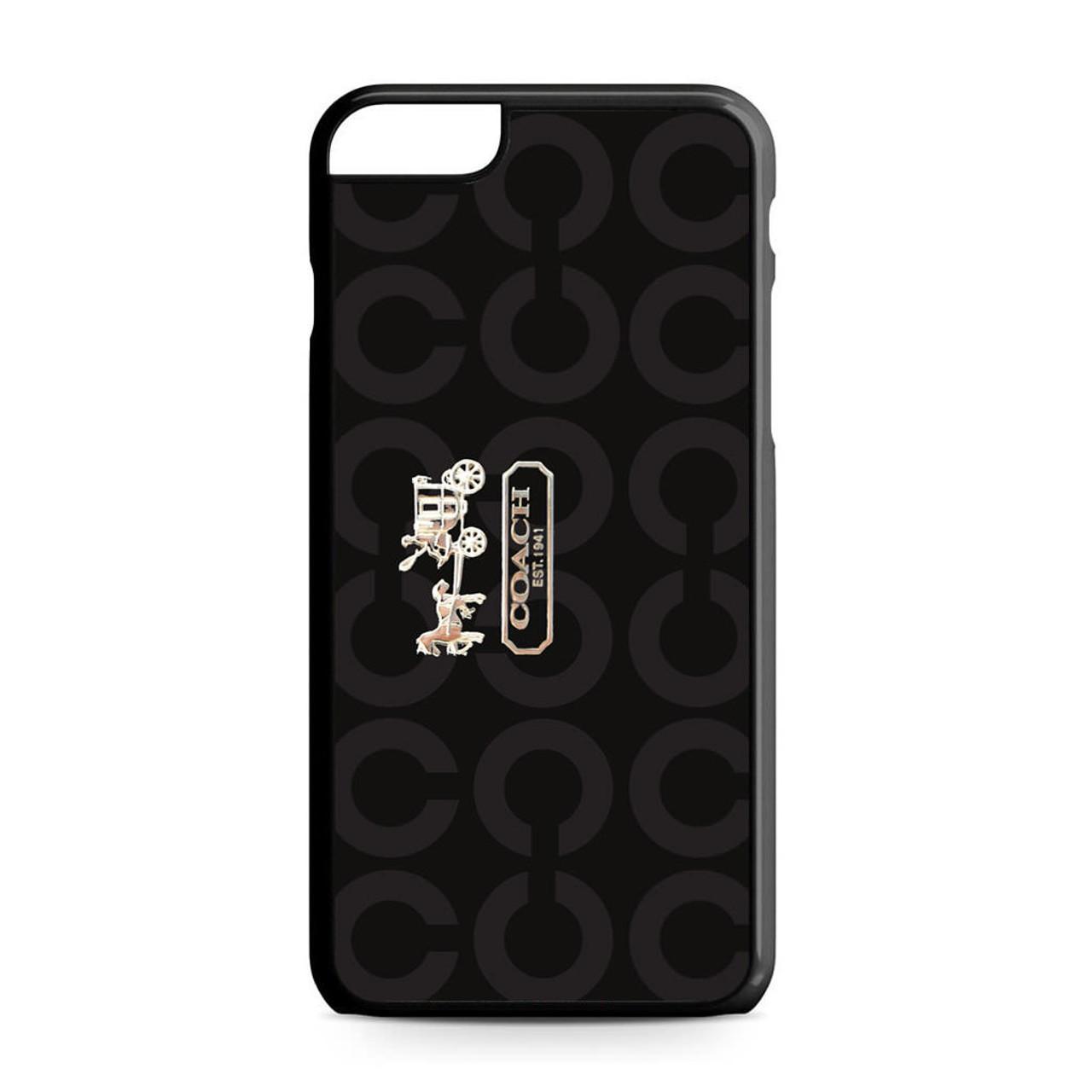 brand new f763a 08a66 Coach Bag iPhone 6 Plus/6S Plus Case