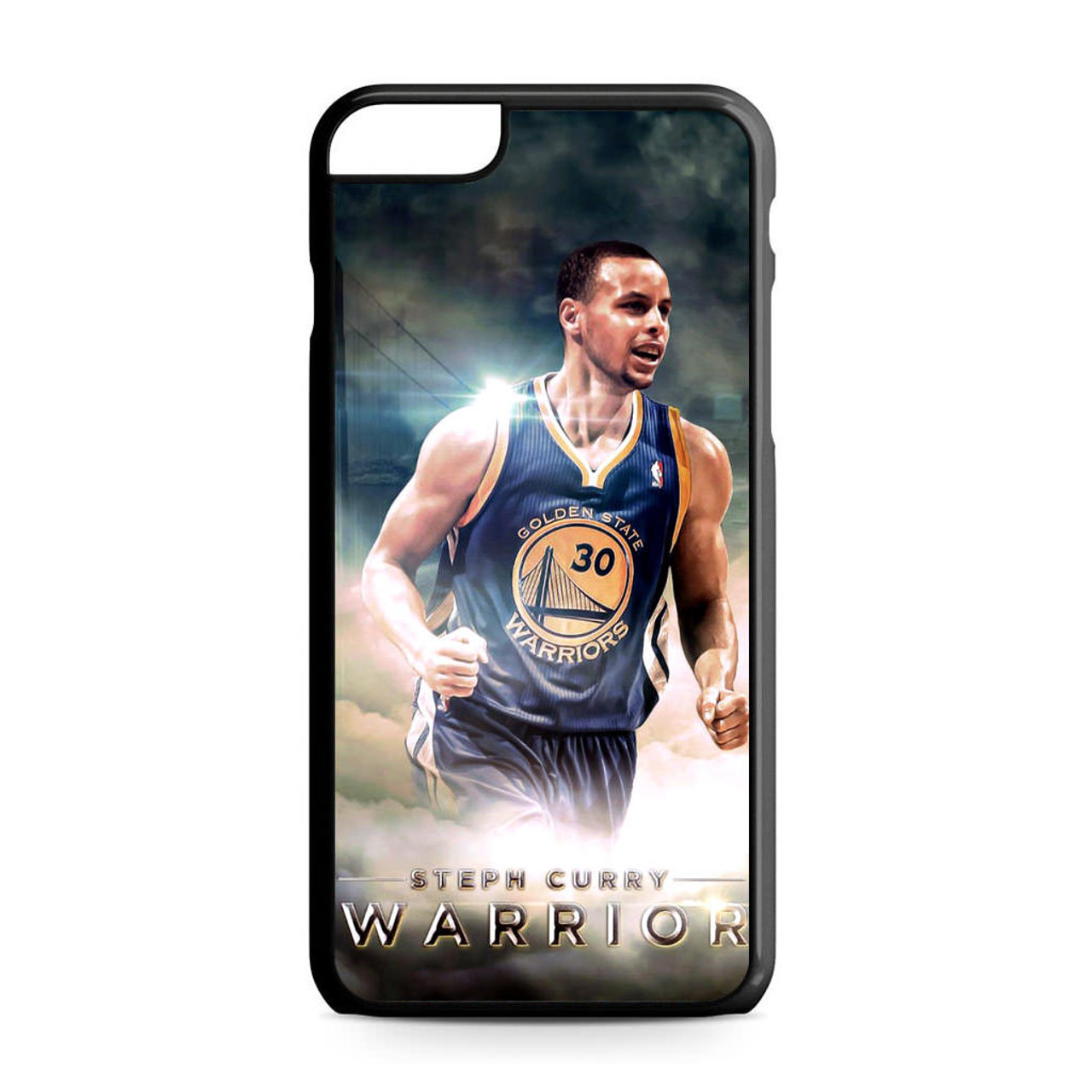 fb0b7067662d Stephen Curry Warrior Paster iPhone 6 Plus 6S Plus Case - CASESHUNTER