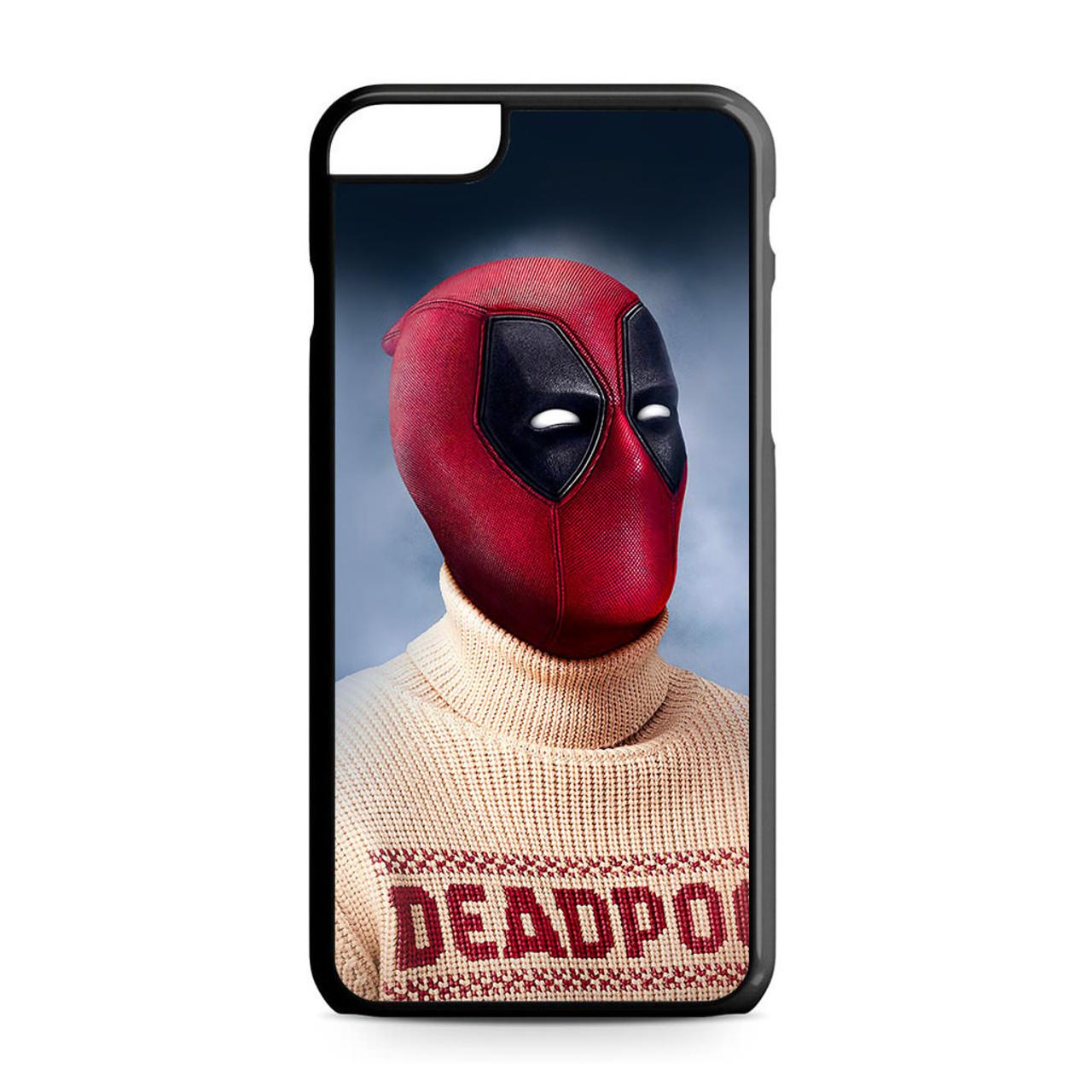 Deadpool Sweater iPhone 6 Plus/6S Plus Case