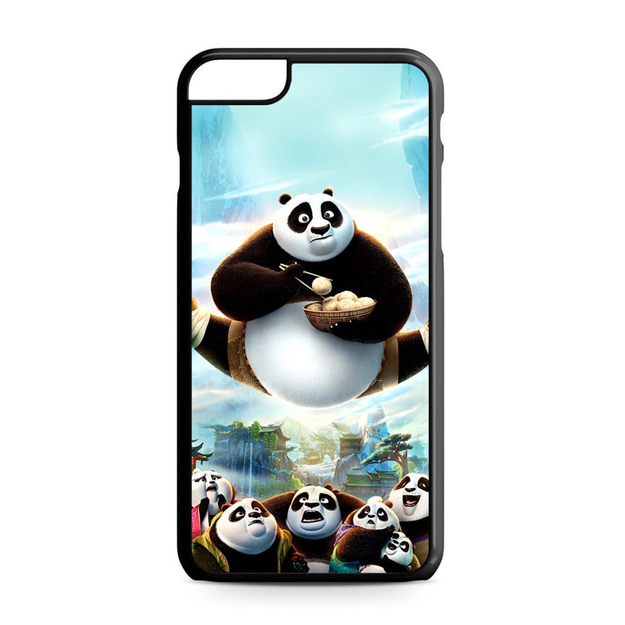 sneakers for cheap 89dbd 122bd Kungfu Panda Art iPhone 6 Plus/6S Plus Case