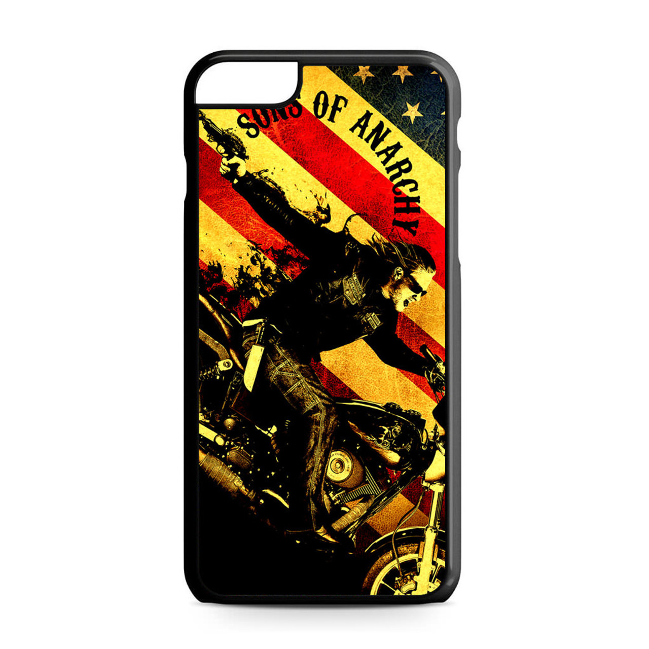 innovative design c8cdd f21e9 Sons of Anarchy tv Series iPhone 6 Plus/6S Plus Case