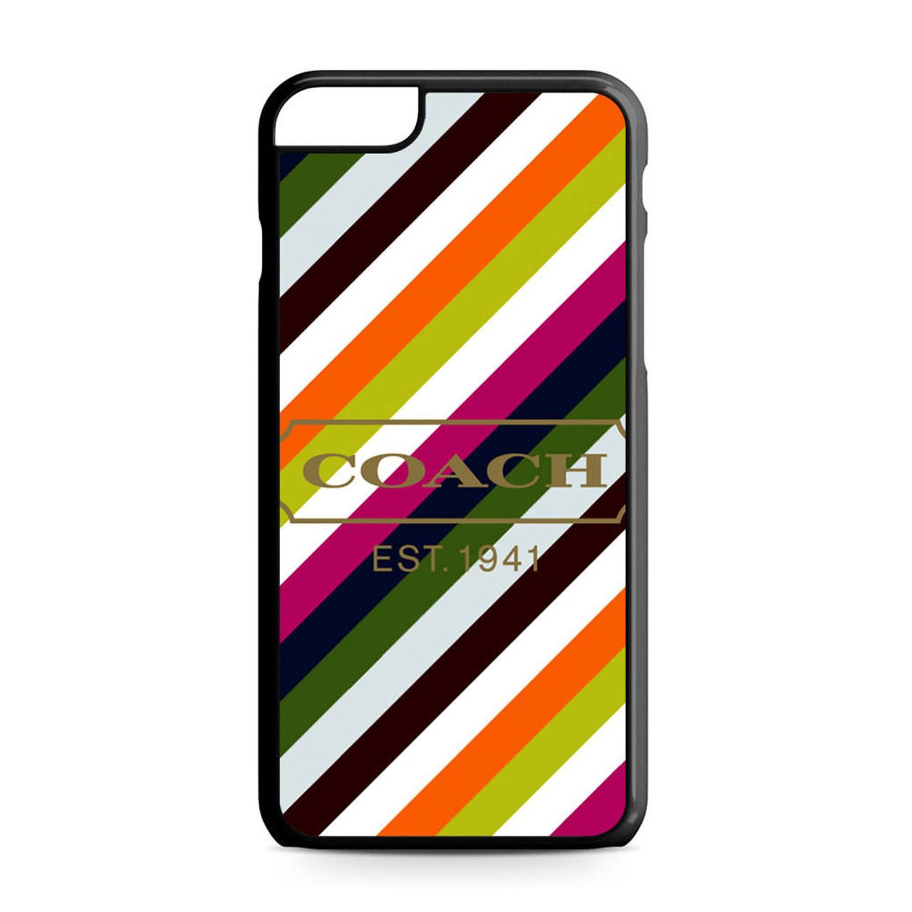 finest selection cab90 f2978 Coach iPhone 6 Plus/6S Plus Case