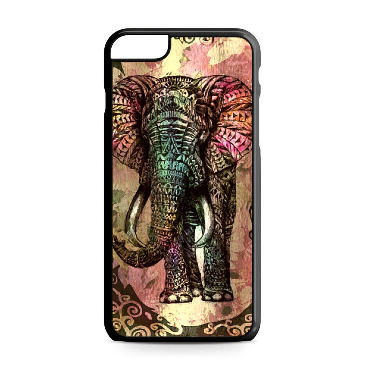 sports shoes 63dc6 4e75f Tribal Elephant iPhone 6 Plus/6S Plus Case