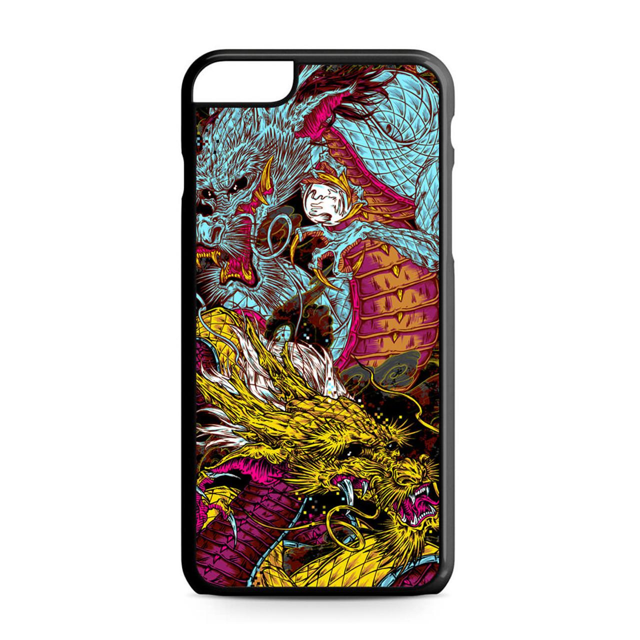 new concept 82abd 0ff26 Double Dragon iPhone 6 Plus/6S Plus Case