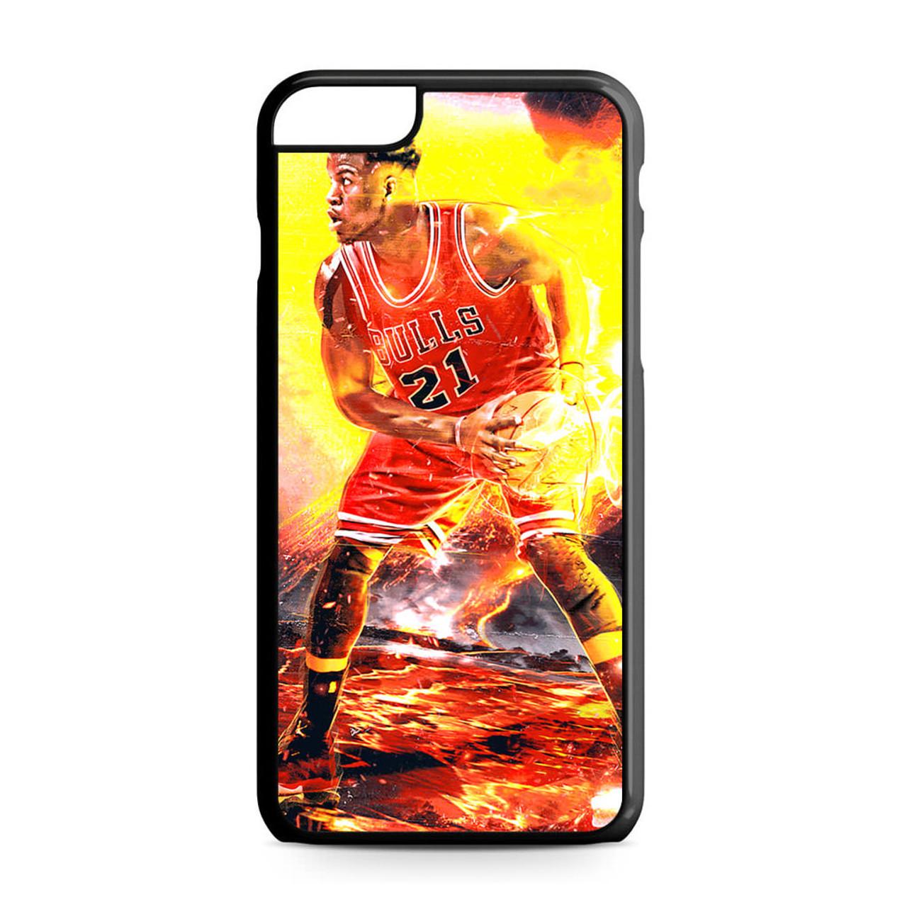 b19556a74da7 Jimmy Butler iPhone 6 Plus 6S Plus Case - CASESHUNTER