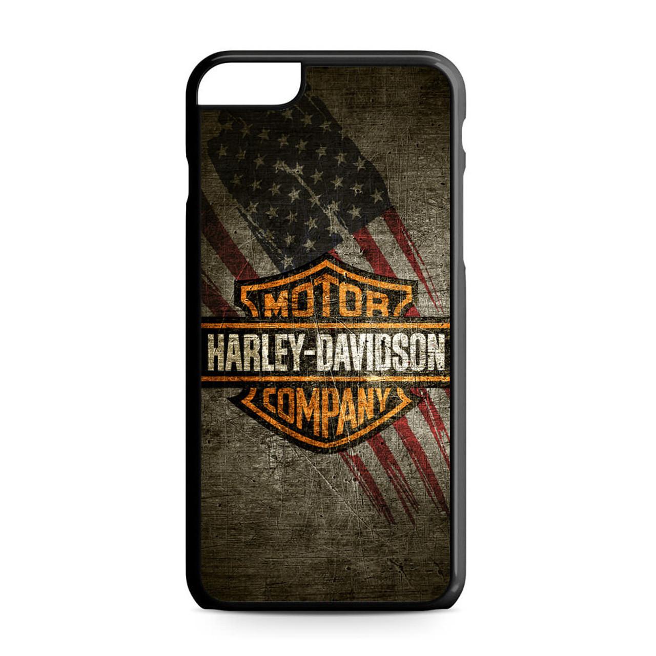wholesale dealer 2b209 d49bc HD Harley Davidson iPhone 6 Plus/6S Plus Case