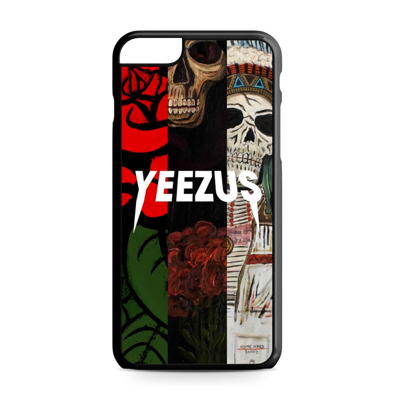 4a1adef7d49995 Kanye West Yeezus iPhone 6 Plus 6S Plus Case - CASESHUNTER