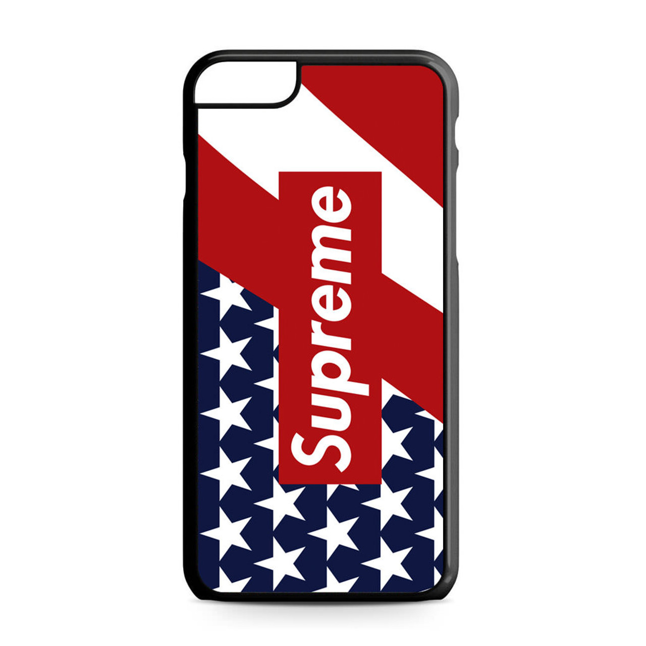 check out 38b0d 43248 Supreme Flag iPhone 6 Plus/6S Plus Case