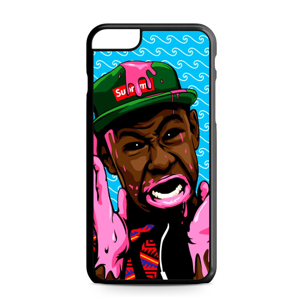 247ac74a07ea Tyler The Creator iPhone 6 Plus 6S Plus Case - CASESHUNTER
