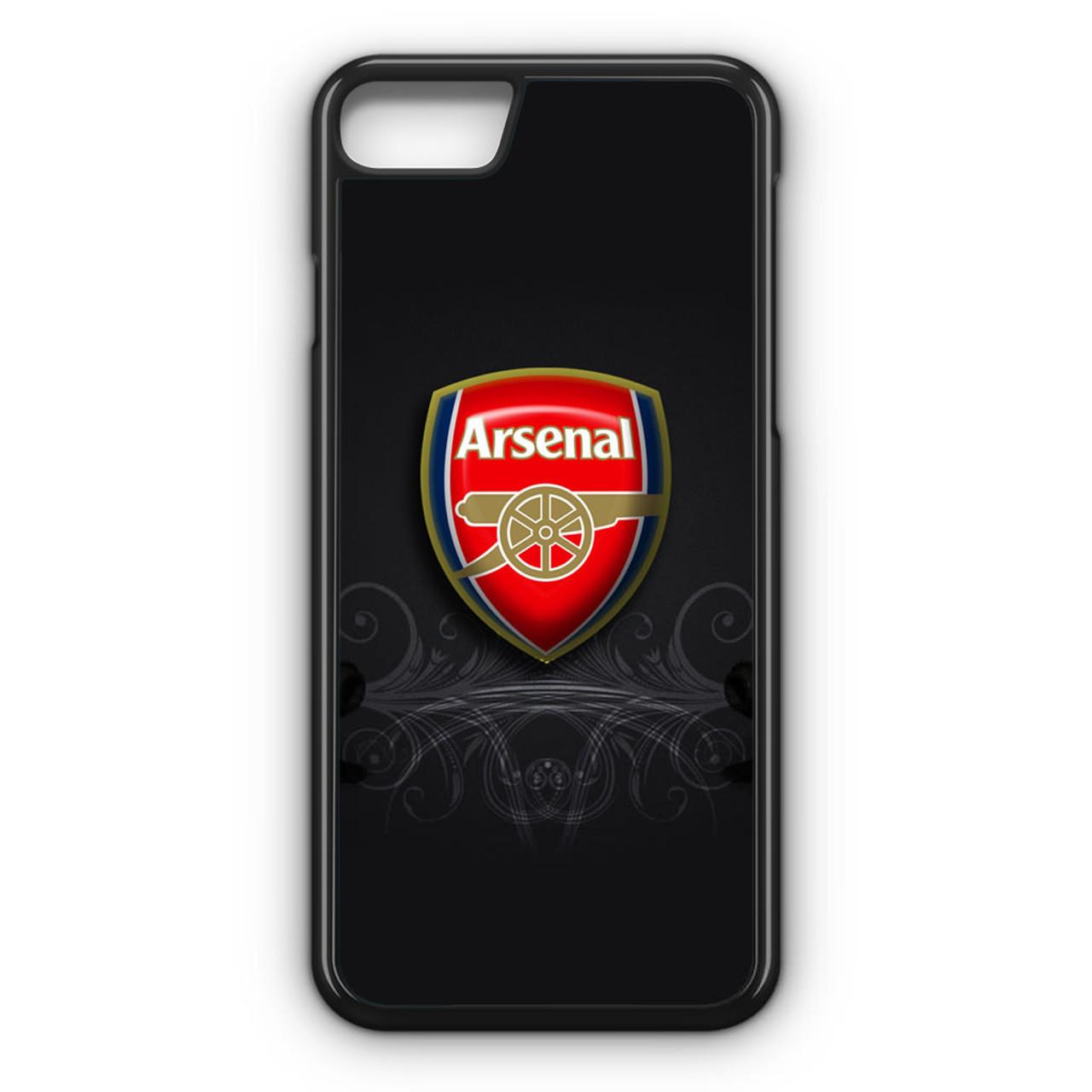 arsenal iphone 8 case