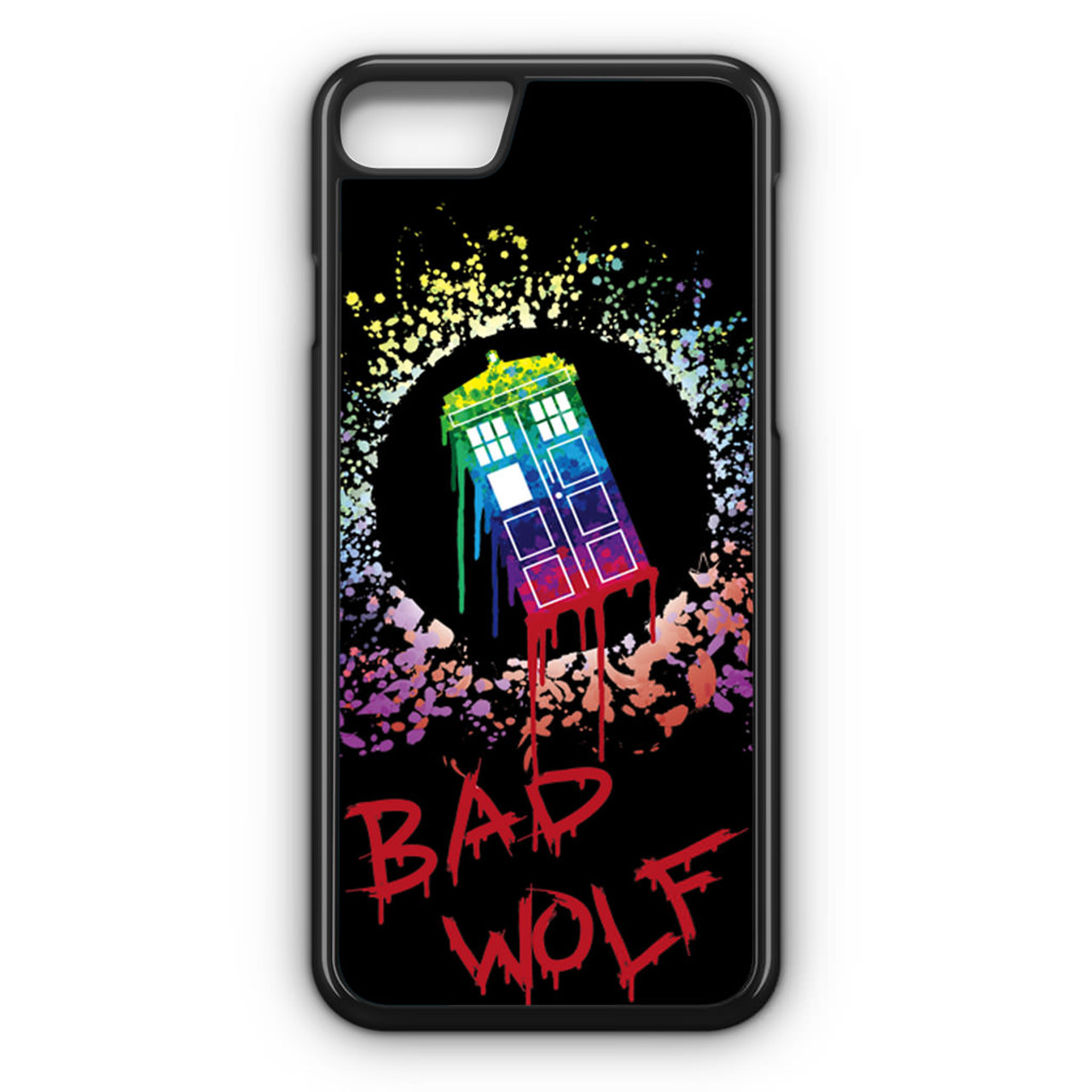 cool wolf iphone 8 case