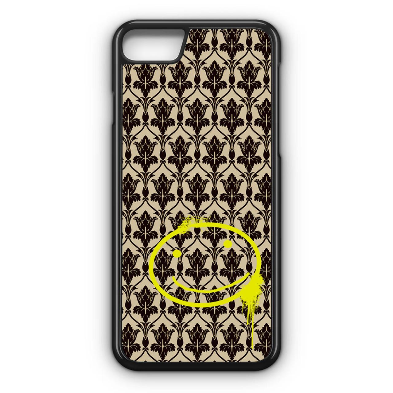 sherlock holmes iphone 8 case