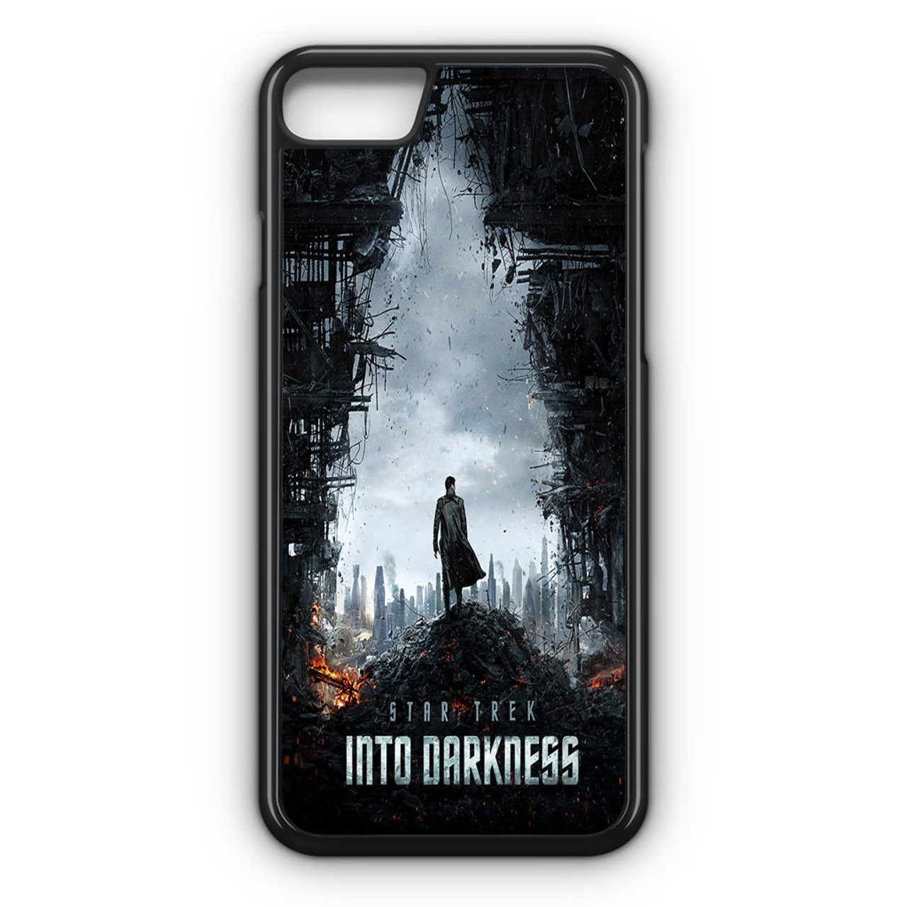 reputable site aa340 51bbd Star Trek Into Darkness iPhone 8 Case